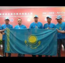 Международный конкурс по сварке Arc Cup 2017 в Шанхае